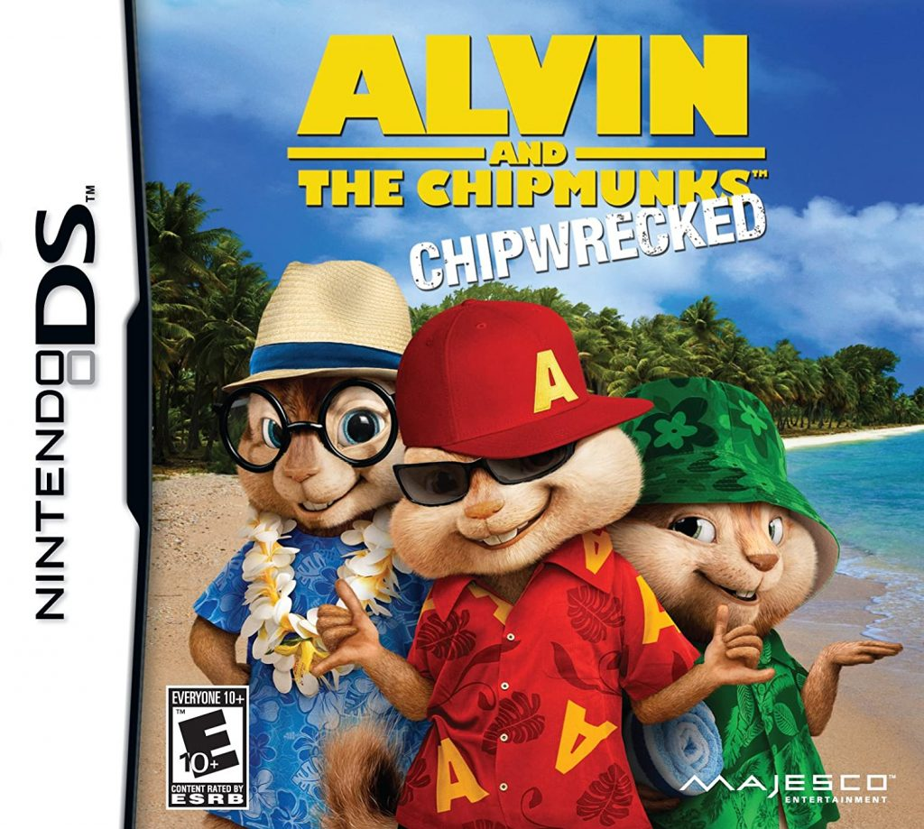 Alvin and the Chipmunks Chipwrecked facts statistics