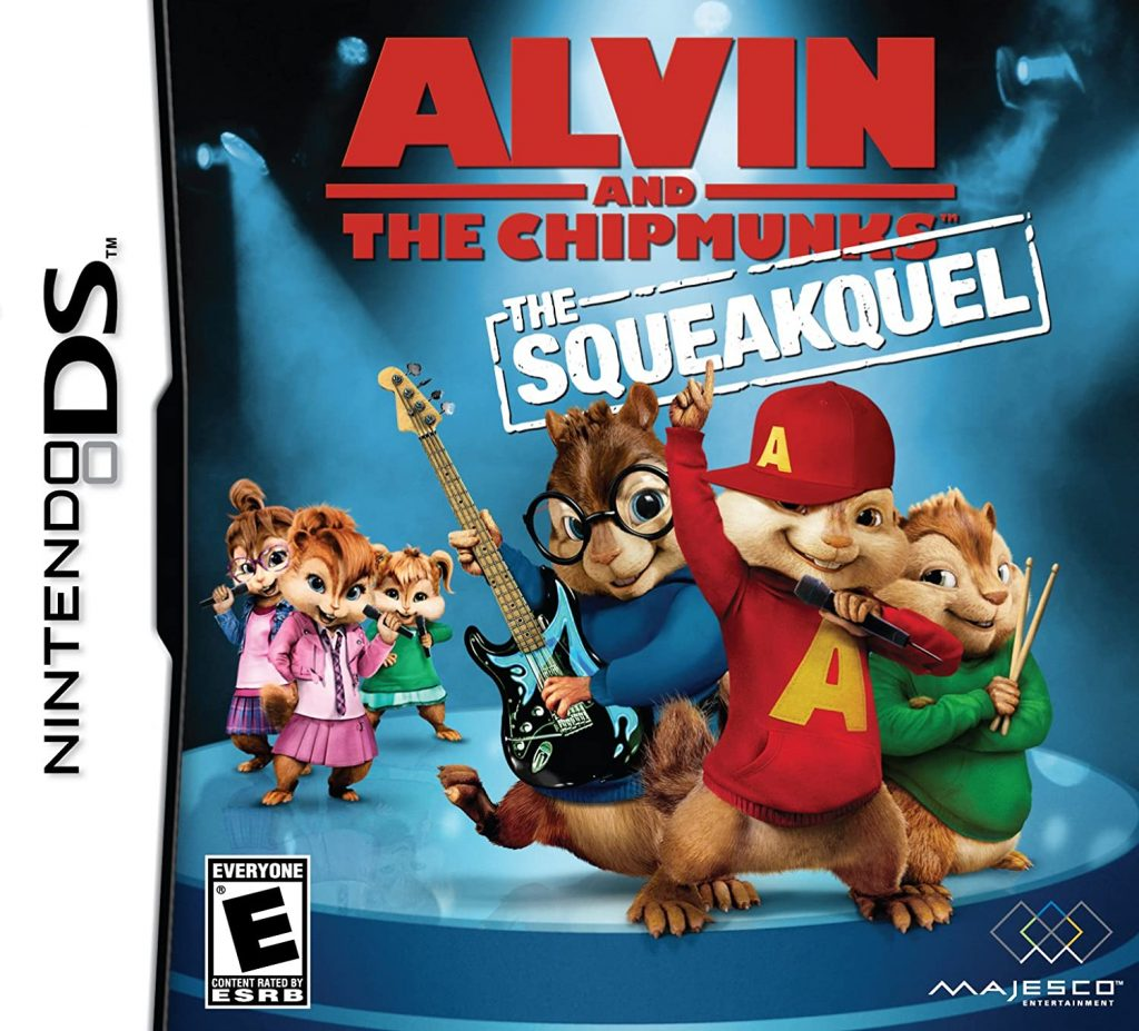 Alvin and the Chipmunks The Squeakquel facts statistics