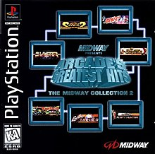 Arcade's Greatest Hits The Midway Collection 2 facts statistics