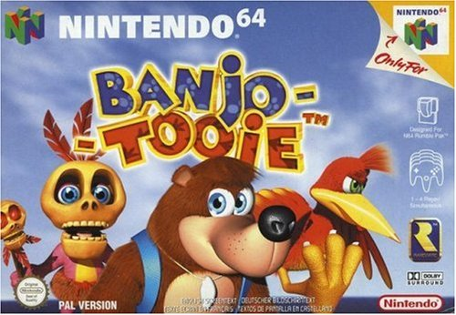 Banjo-Tooie facts statistics
