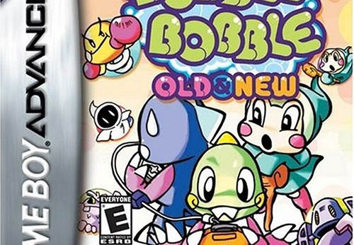 Bubble Bobble Old & New facts statistics
