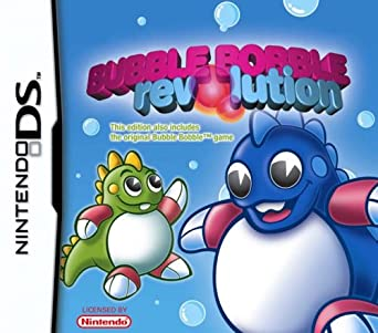 Bubble Bobble Revolution facts and statistics