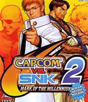 Capcom vs. SNK 2 facts statistics