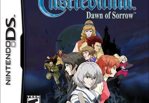 Castlevania Dawn of Sorrow facts and statistics