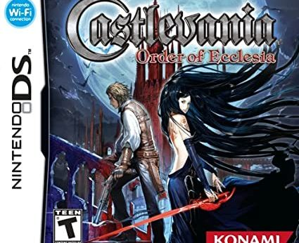 Castlevania Order of Ecclesia facts and statistics