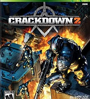 Crackdown 2 facts statistics