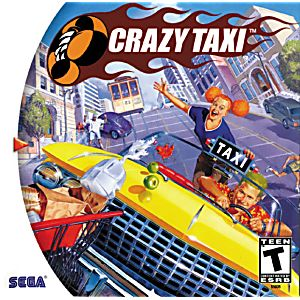 Crazy Taxi facts statistics