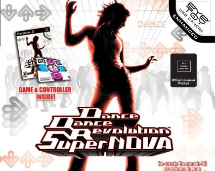 Dance Dance Revolution SuperNova facts statistics