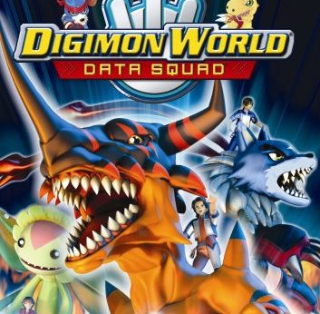 Digimon World Data Squad facts and statistics