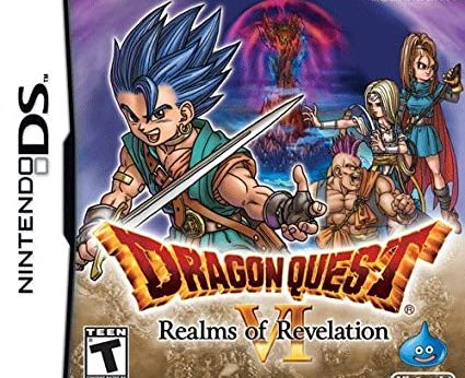 Dragon Quest VI Realms of Revelation facts and statistics