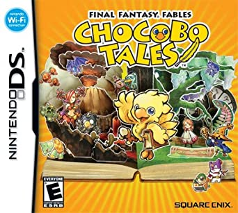 Final Fantasy Fables Chocobo Tales facts statistics