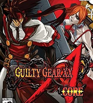 Guilty Gear XX Accent Core facts statistics