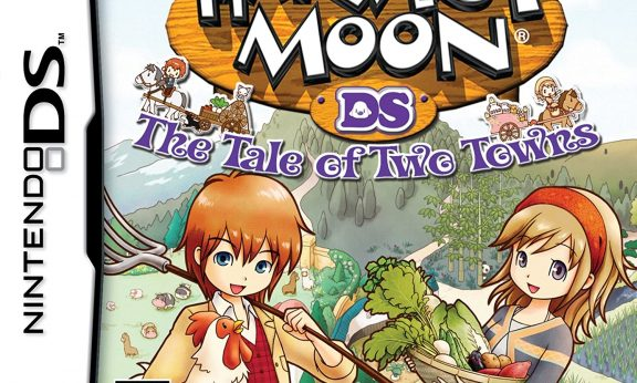 Harvest Moon DS The Tale of Two Towns facts statistics