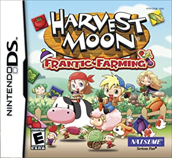 Harvest Moon Frantic Farming facts statistics