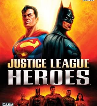 Justice League Heroes facts statistics