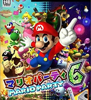 Mario Party 6 facts statistics