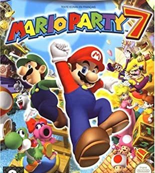 Mario Party 7 facts statistics