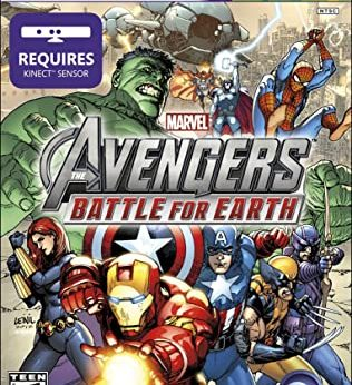 Marvel Avengers Battle for Earth facts and statistics