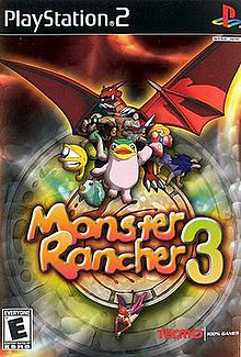 Monster Rancher 3 facts statistics