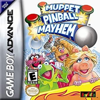 Muppet Pinball Mayhem facts and statistics