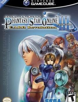Phantasy Star Online Episode III C.A.R.D. Revolution facts statistics