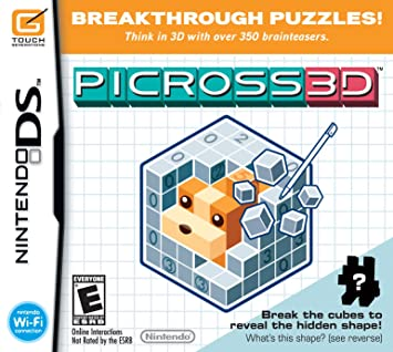 Picross 3D facts statistics