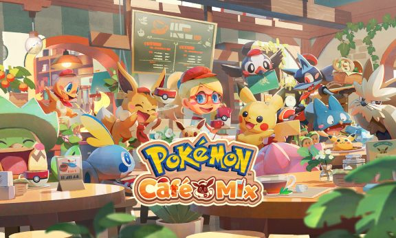 Pokemon Cafe Mix facts and statistics