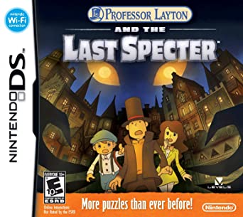 Professor Layton and the Last Specter facts statistics