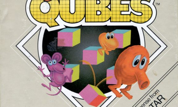 Qbert's Qubes facts statistics