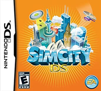 SimCity DS facts statistics