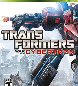 Transformers War for Cybertron facts statistics