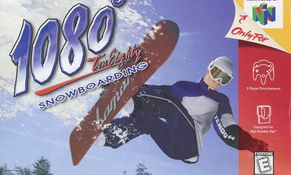 1080° Snowboarding facts statistics