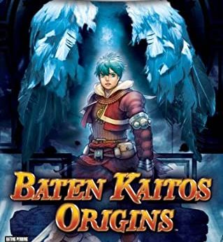 Baten Kaitos Origins facts statistics
