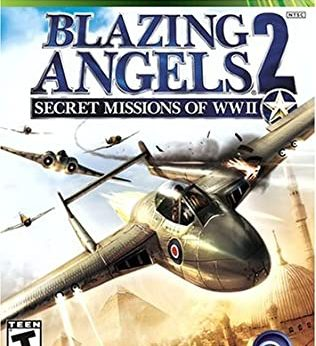 Blazing Angels 2 Secret Missions of WWII facts statistics
