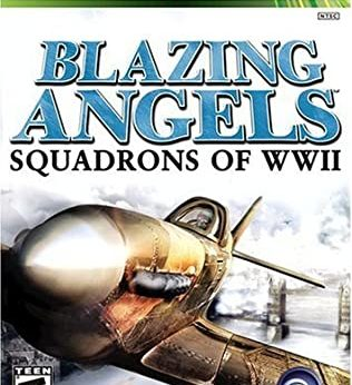 Blazing Angels Squadrons of WWII facts statistics