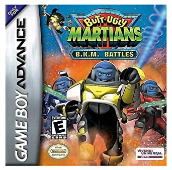 Butt-Ugly Martians B.K.M. Battles facts statistics