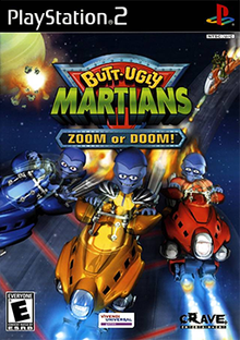 Butt-Ugly Martians Zoom or Doom! facts statistics