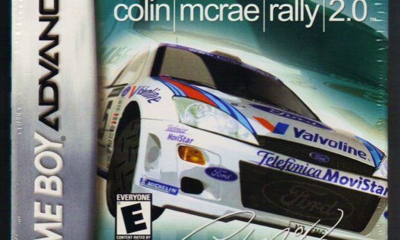 Colin McRae Rally 2.0 facts statistics