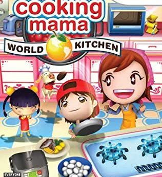 Cooking Mama World Kitchen facts statistics