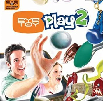 EyeToy Play 2 facts statistics