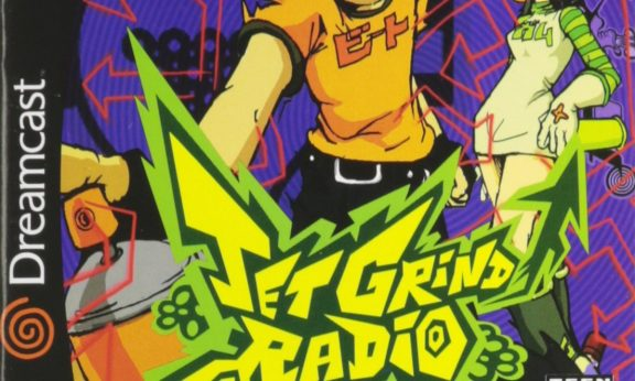 Jet Set Radio facts statistics