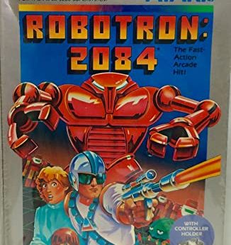 Robotron 2084 facts statistics