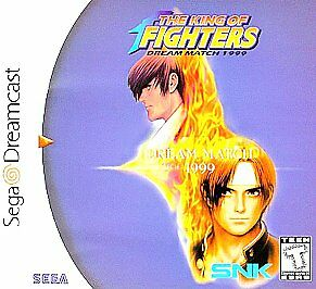 The King of Fighters Dream Match 1999 facts statistics