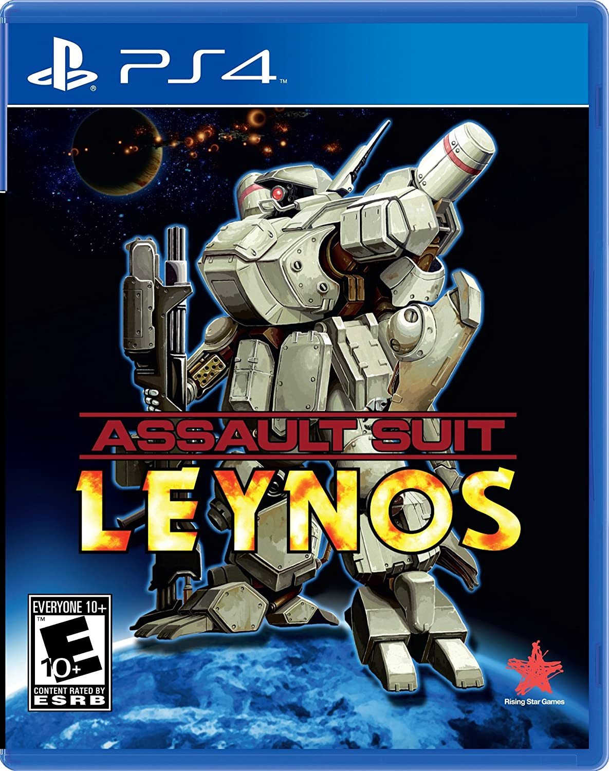 Assault Suit Leynos statistics and facts