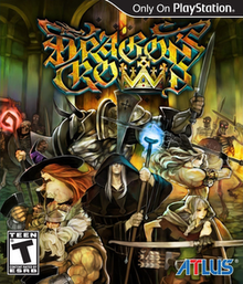 Dragon's Crown statistics and facts