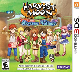 Harvest Moon Skytree Village facts