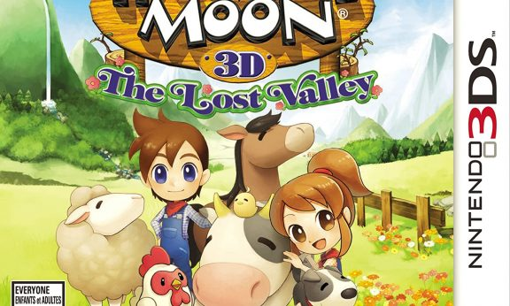 Harvest Moon The Lost Valley facts