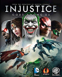 Injustice Gods Among Us statistics and facts