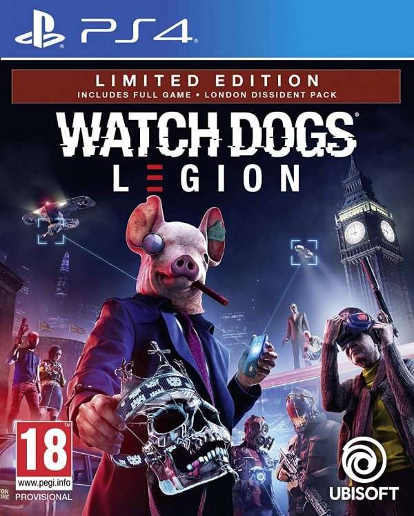 Watch Dogs Legion stats and facts