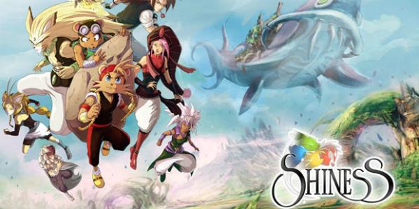 Shiness: The Lightning Kingdom banner